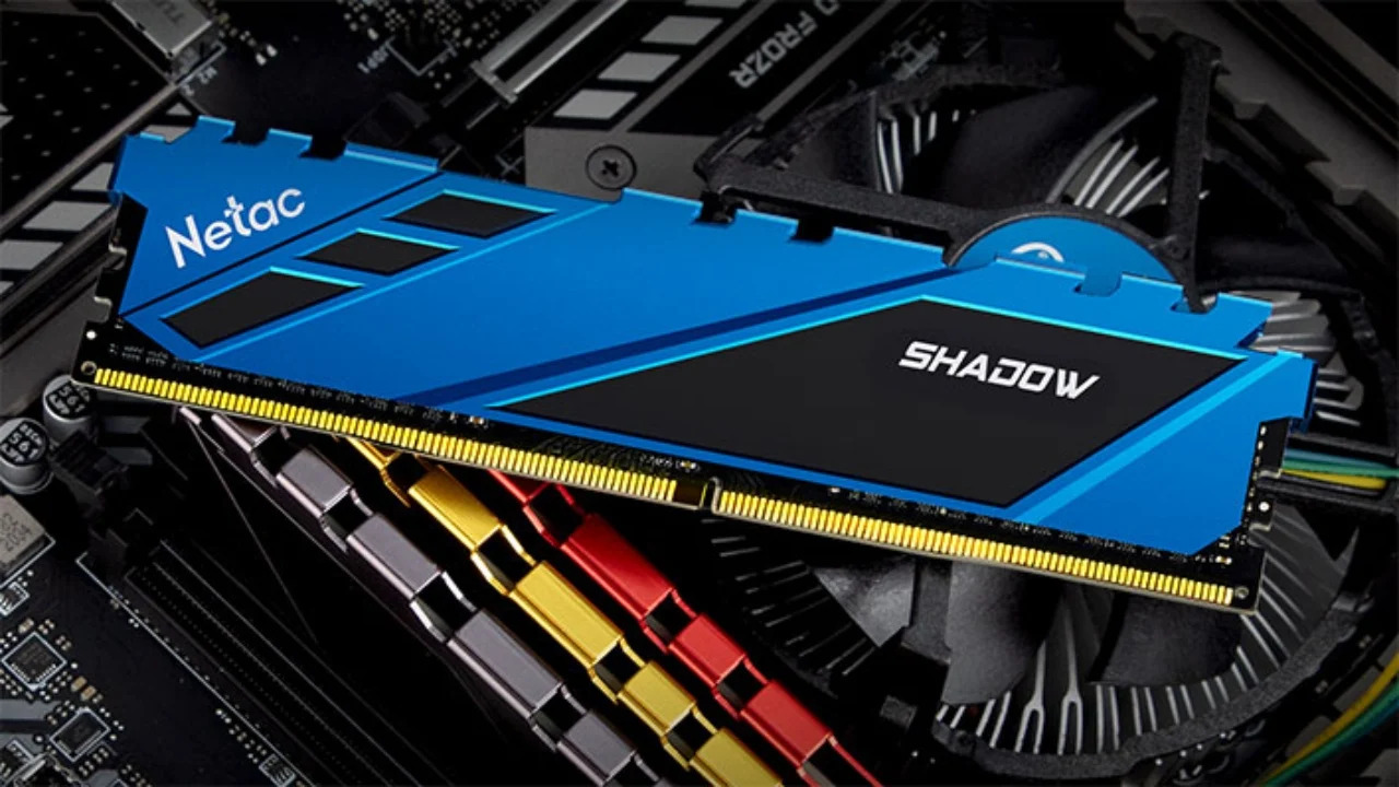 Netac Develops 10,000 MHz DDR5 DRAMs That Will Take Up Gaming Chassis
