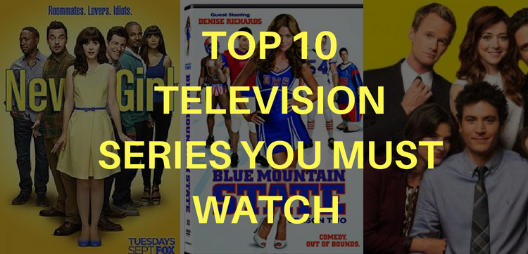 Most Popular TV Shows For College Students