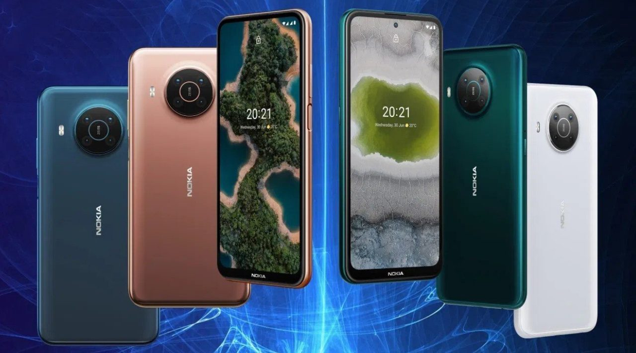 Nokia X20: Copies From Apple And Samsung