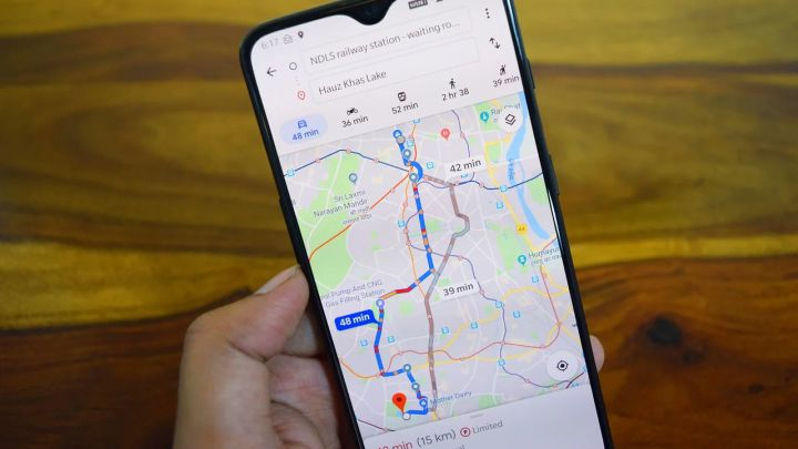 Google Maps: How to Place And Share Any Point