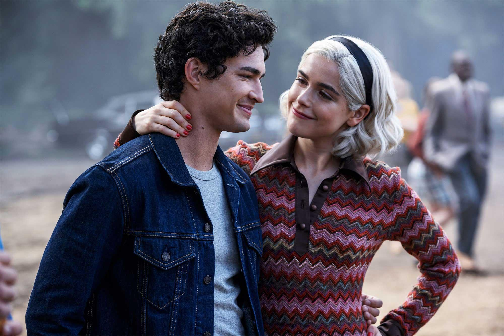 Place Where Each Vital Character Turned up on Chilling Adventures of Sabrina Season 3 6