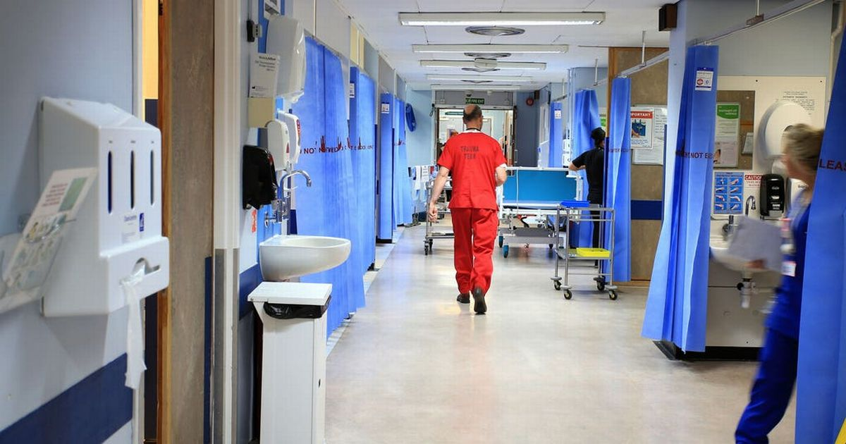 20 areas of England with highest death rate as Covid infections rise