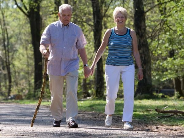 5-Day Walk A Week Prevents Memory Loss, Prevents The Effects Of Aging On The Brain