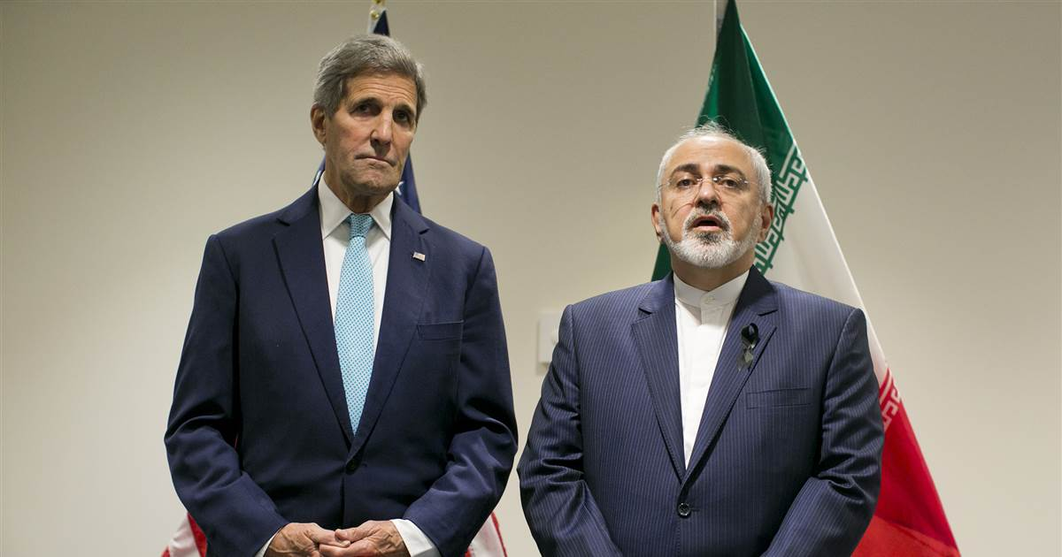 A leaked interview in Iran threatens to complicate nuclear talks with the U.S.