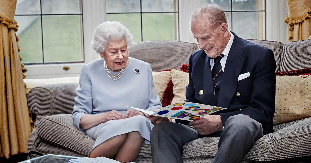 A young princess met a Navy cadet: Prince Philip and the Queen's royal love story