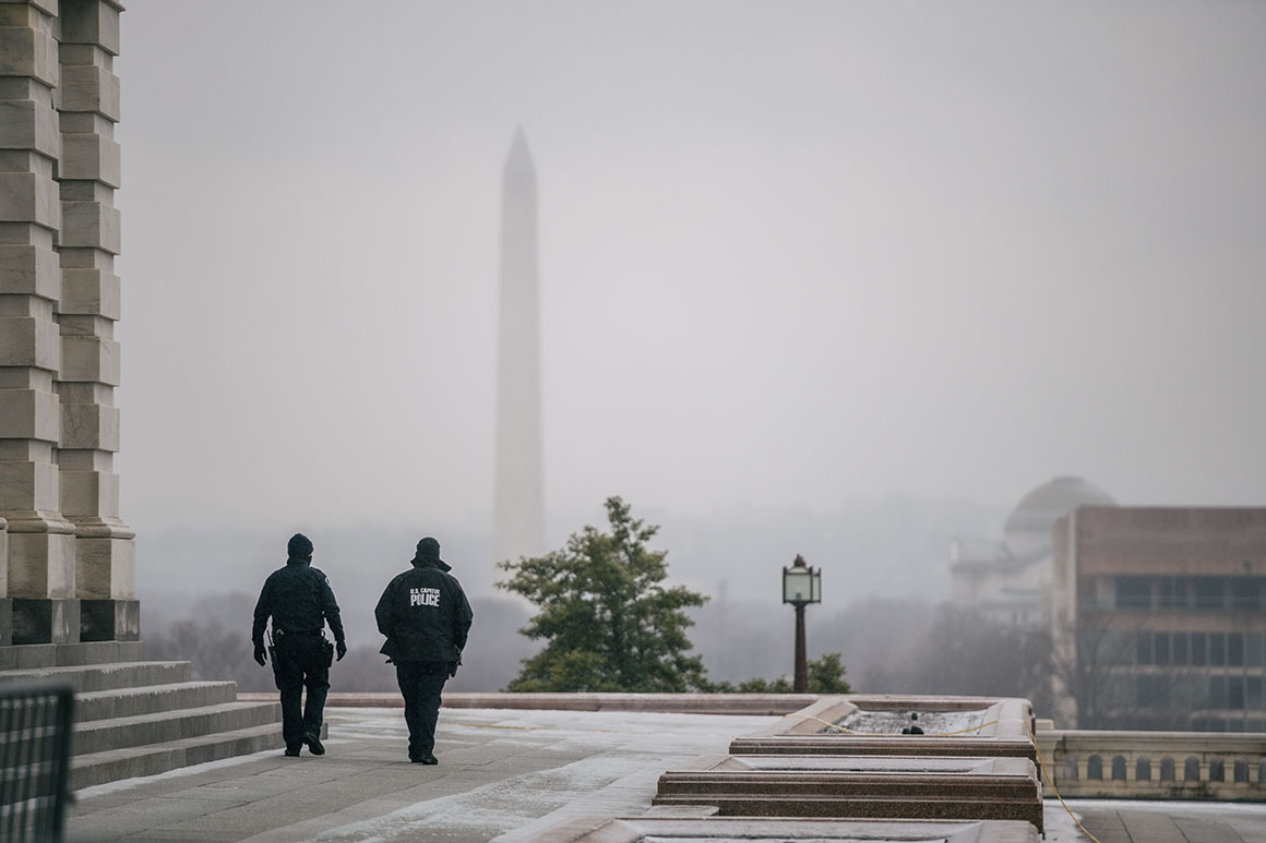 After Capitol riot, Congress eyes bipartisan reform of its own protectors