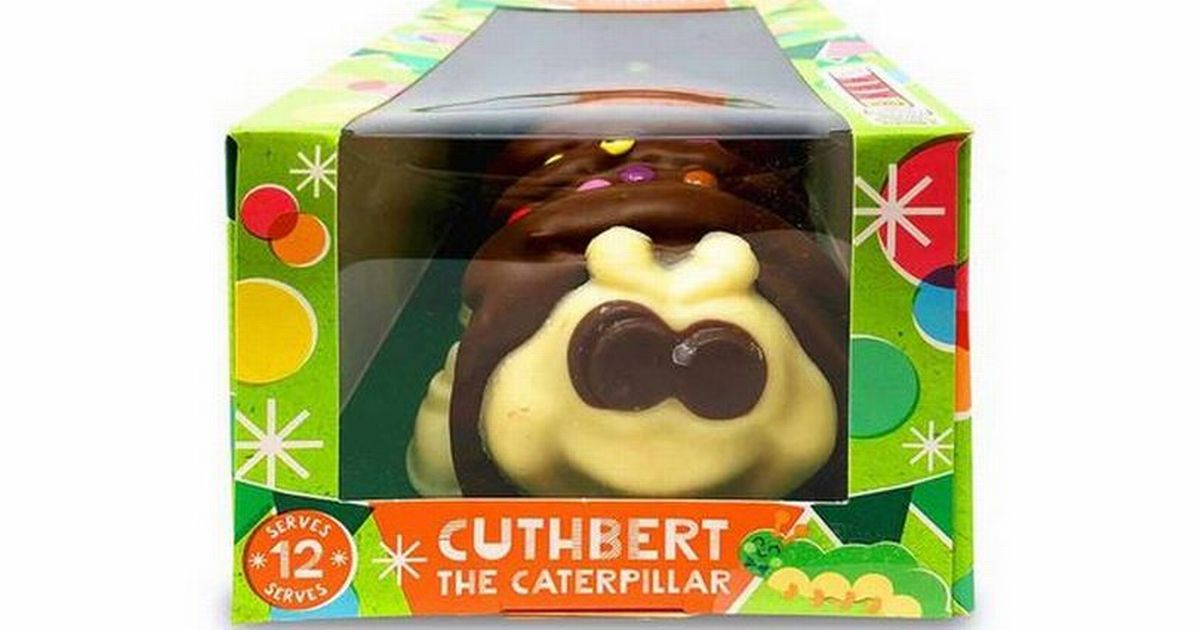 Aldi defying M&S to bring back Cuthbert the Caterpillar for charity