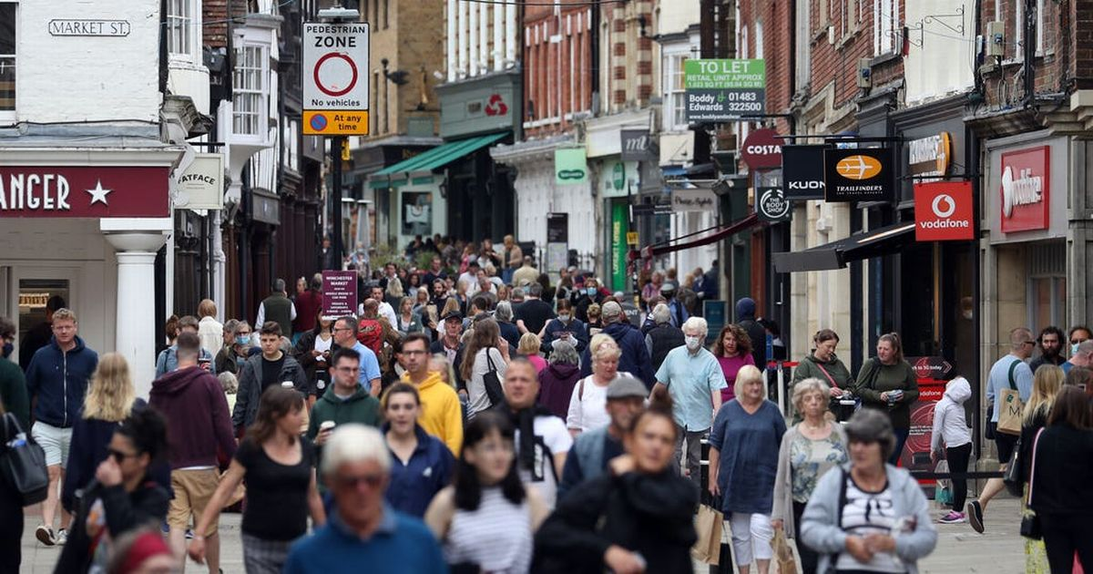 Almost 190,000 retail jobs axed in high street since first lockdown