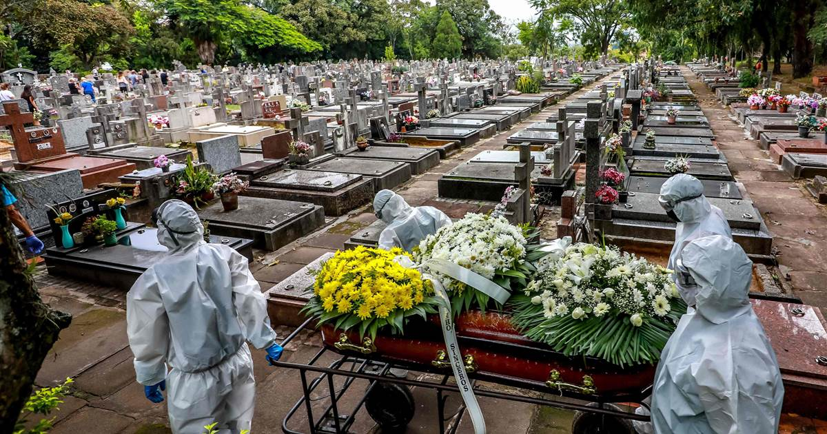 An alarmingly high number of babies and children are dying of Covid-19 in Brazil
