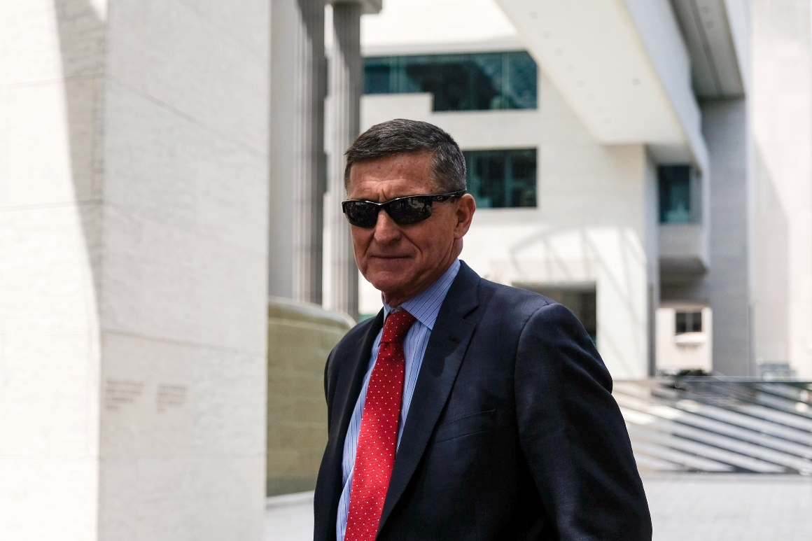 Appeals court rejects academic's libel suit over claims of affair with Flynn