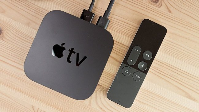 Apple TV can be renewed with 120 Hz support