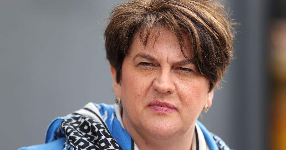 Arlene Foster to quit as First Minister and DUP leader