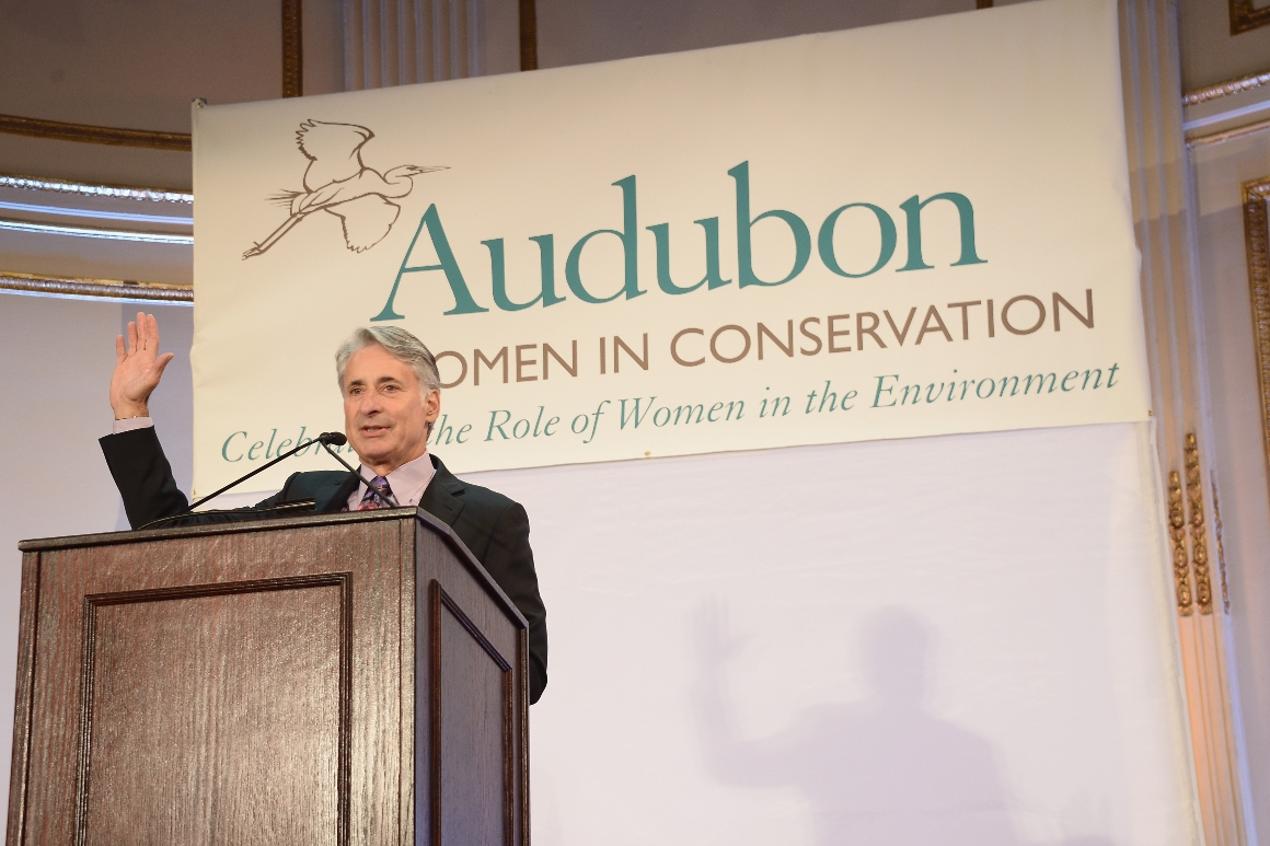 Audubon CEO resigns after complaints of toxic workplace