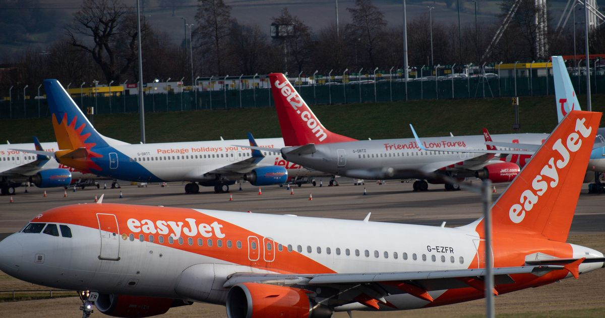 Banish costly PCR tests for Covid-safe destinations, easyJet passengers demand