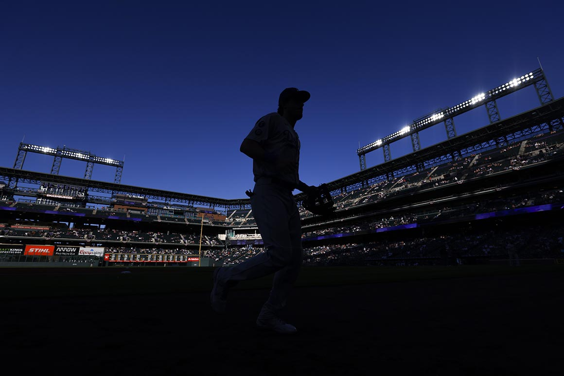 Baseball's All-Star Game reportedly moving to Denver