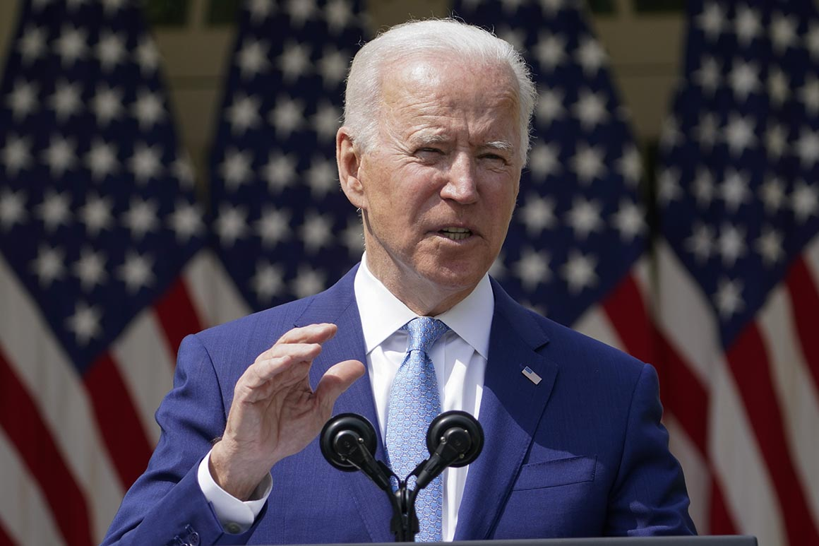 Biden moves ahead on civil rights without Congress. But his legacy depends on them.