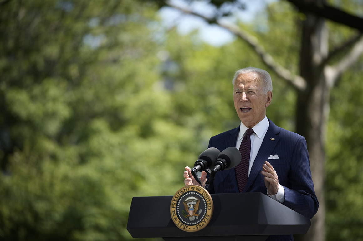 Biden to invite lawmakers to the White House next week to discuss big spending packages