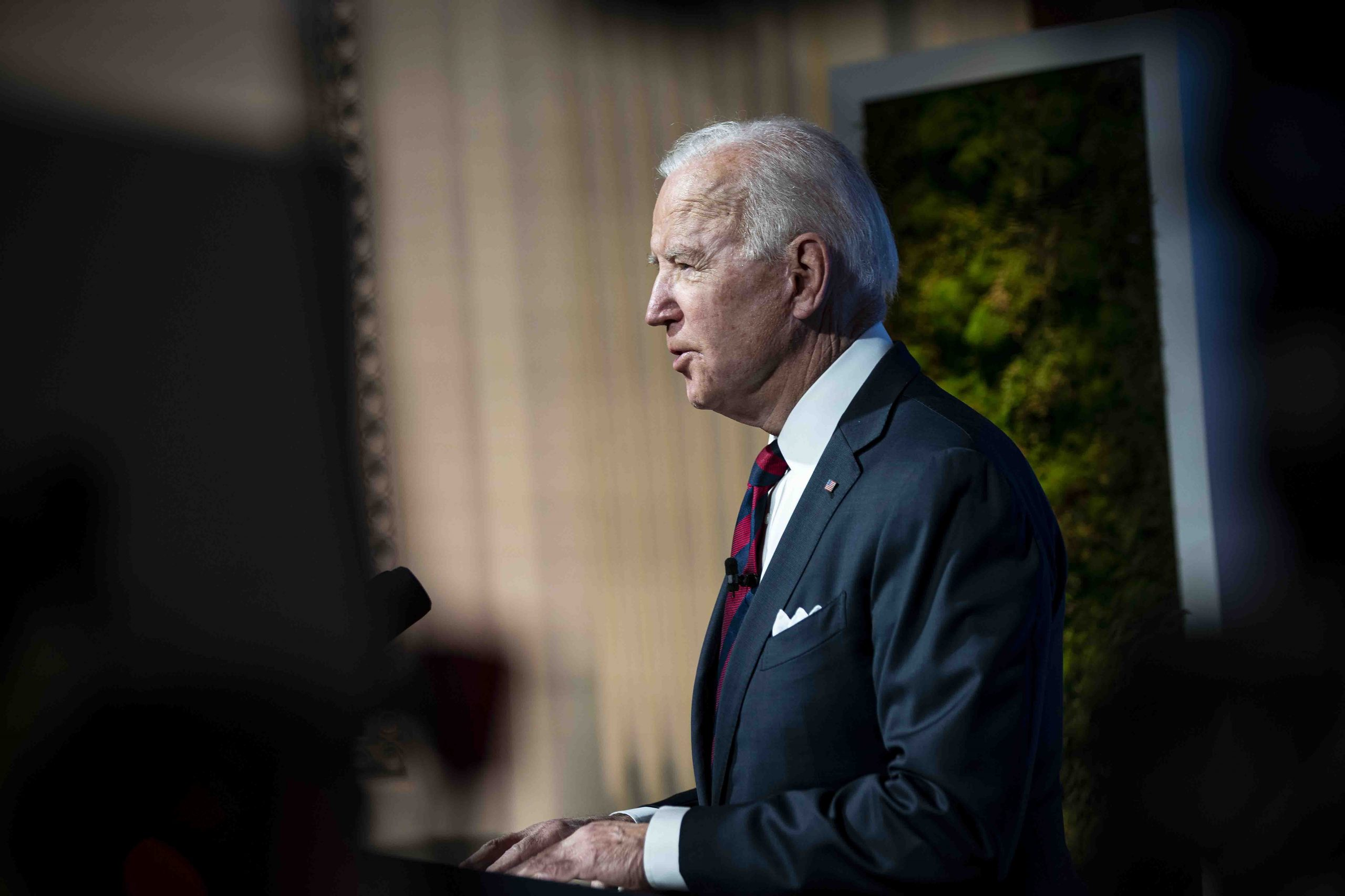 Biden to make first overseas trip in June for G-7, NATO summits