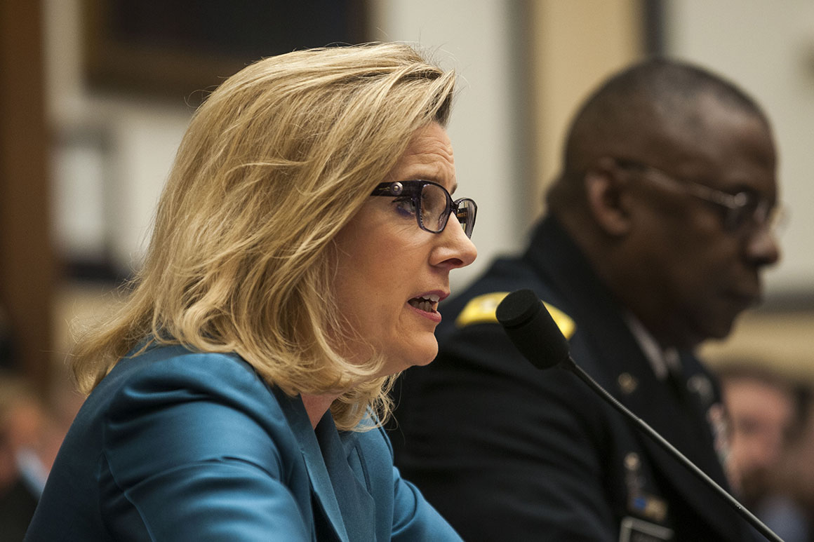 Biden to nominate Wormuth to be first female Army secretary