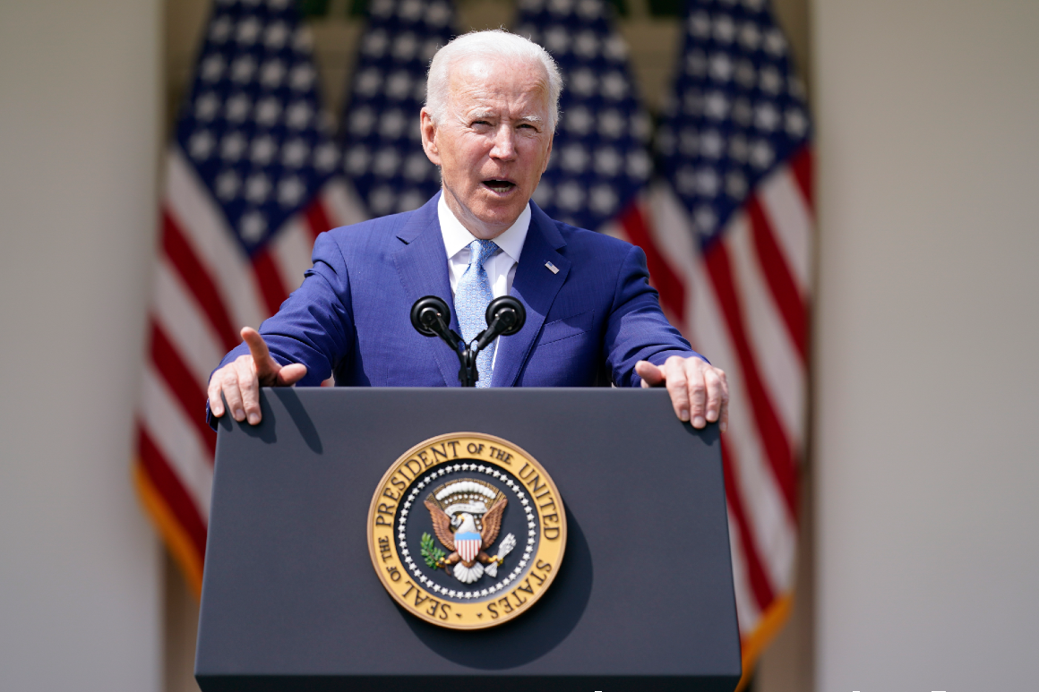 Biden's infrastructure plan heads for the Senate shredder