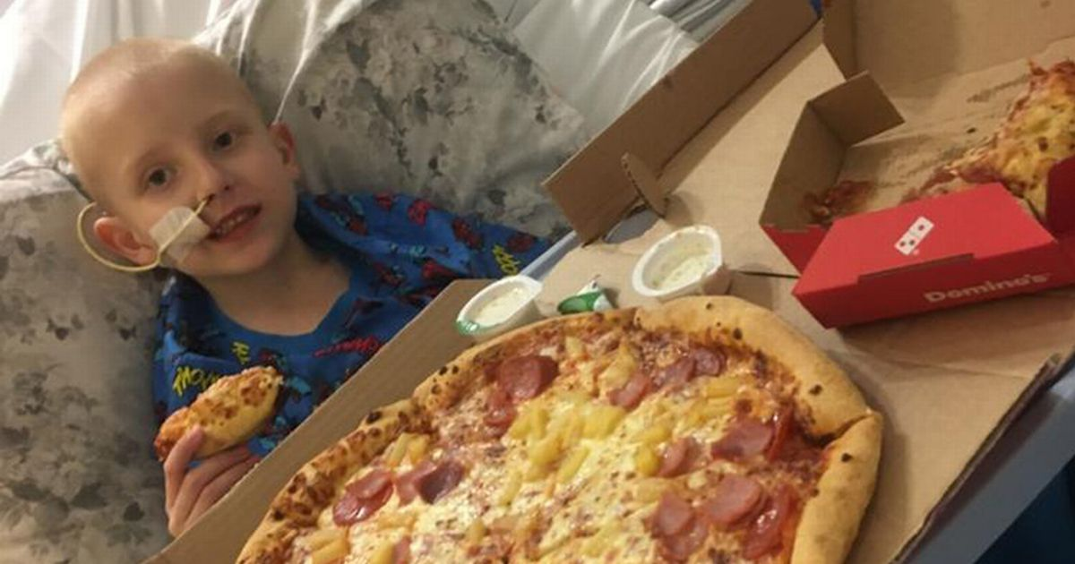 Boy who beat cancer wants to celebrate by meeting his hero Stormzy