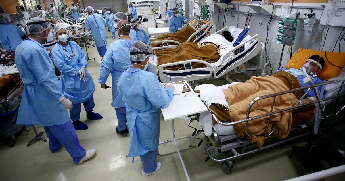 Brazil in need of sedatives for critically ill Covid patients