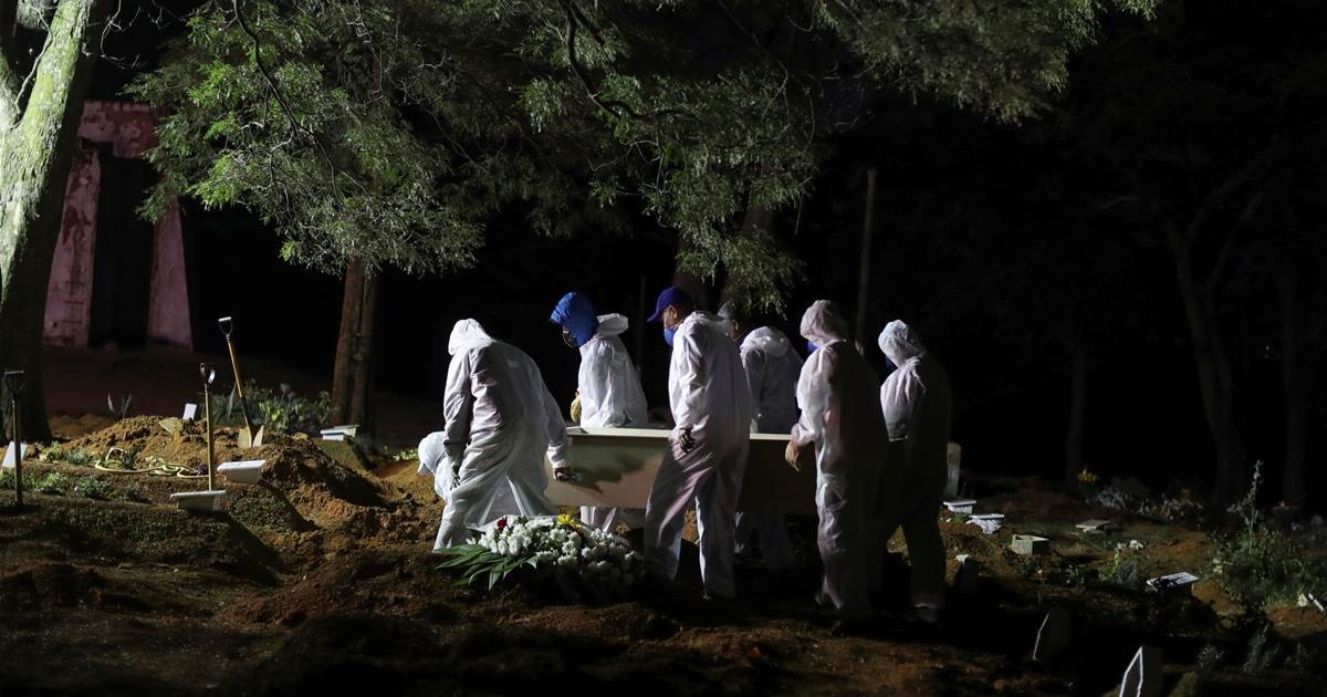 Brazil passes 400,000 Covid deaths, high fatality rates could remain high