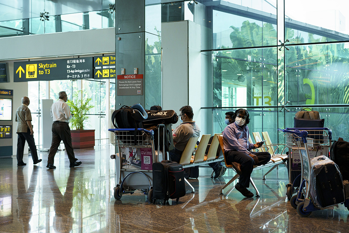 Business class and bureaucracy hell: Surviving global travel during Covid