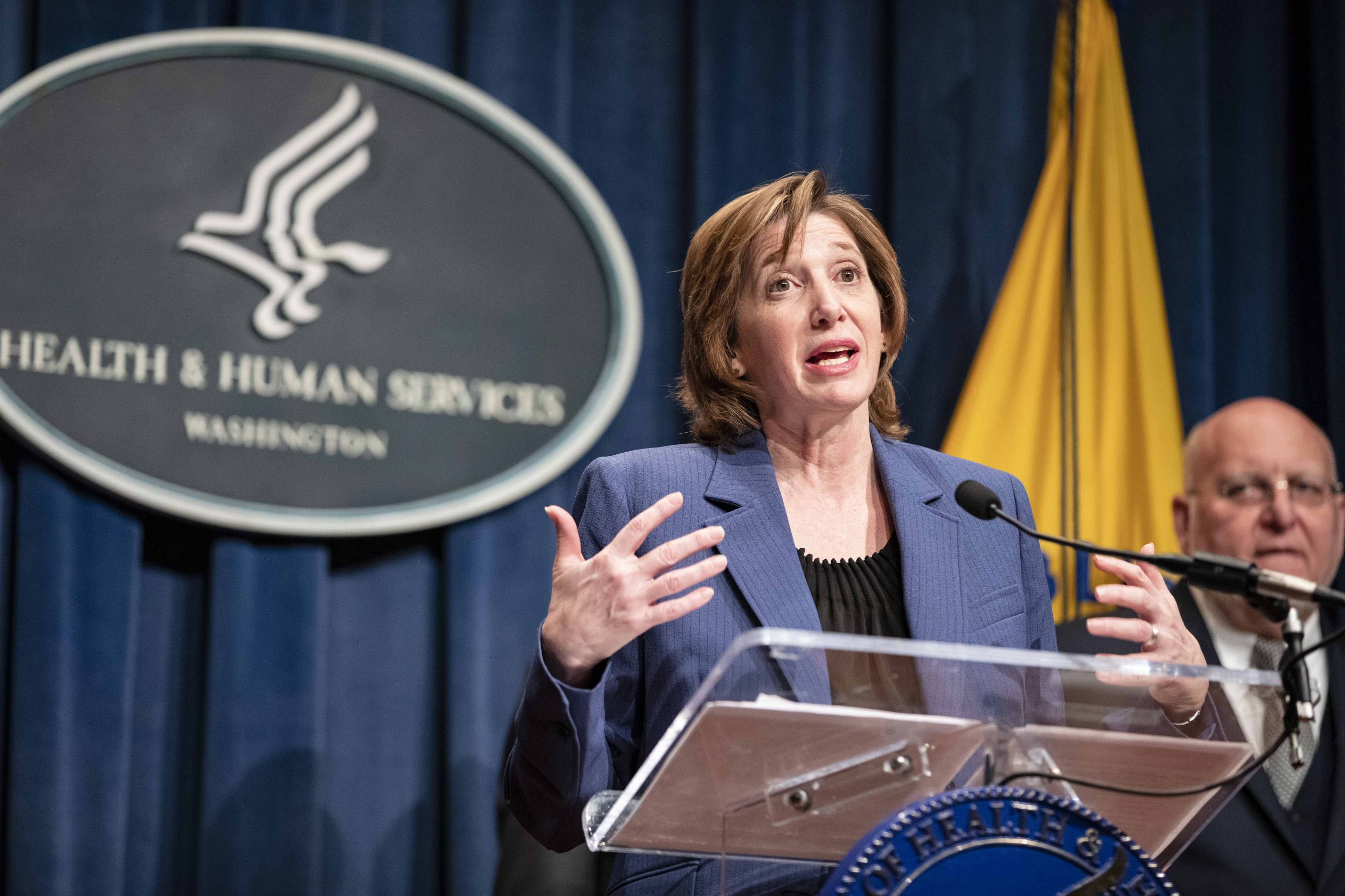 CDC reassigns official who drew spotlight for pandemic warning