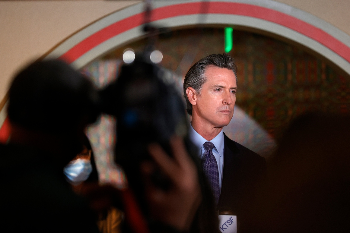 California is heading toward a Newsom recall vote. What now?