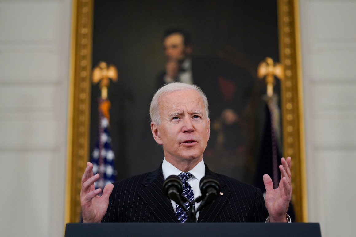 Corporate America tears down Biden's infrastructure plan