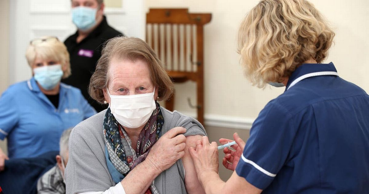Covid still spreading in 30 areas in England, latest figures show