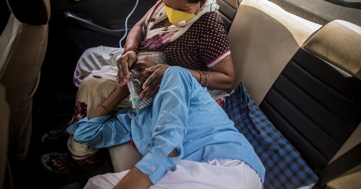Desperate messages as people in Covid-ravaged India beg for help on social media