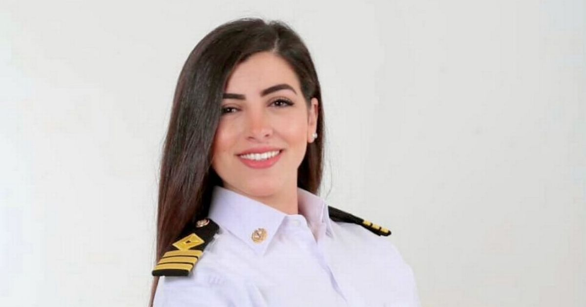 Egypt's first woman captain blamed for blocking Suez Canal but wasn't even there
