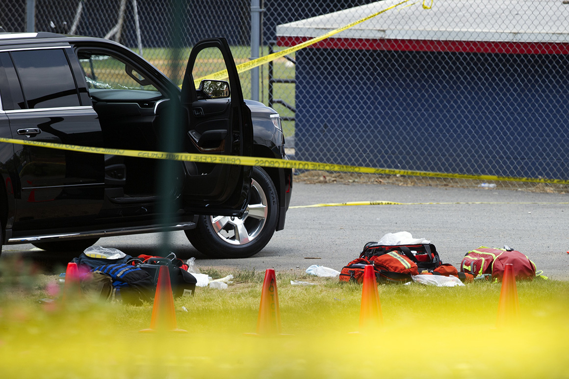 FBI defends 'suicide by cop' designation for 2017 baseball field shooting