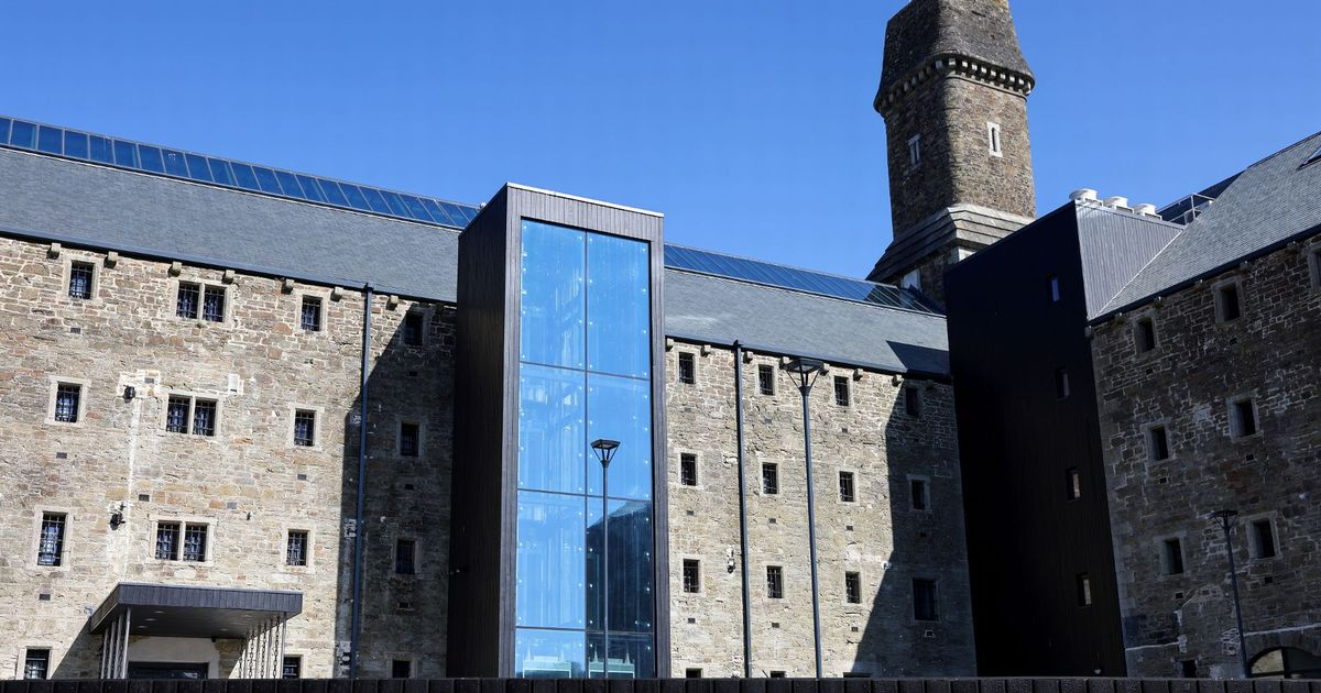 First look inside historic prison transformed into a luxury hotel