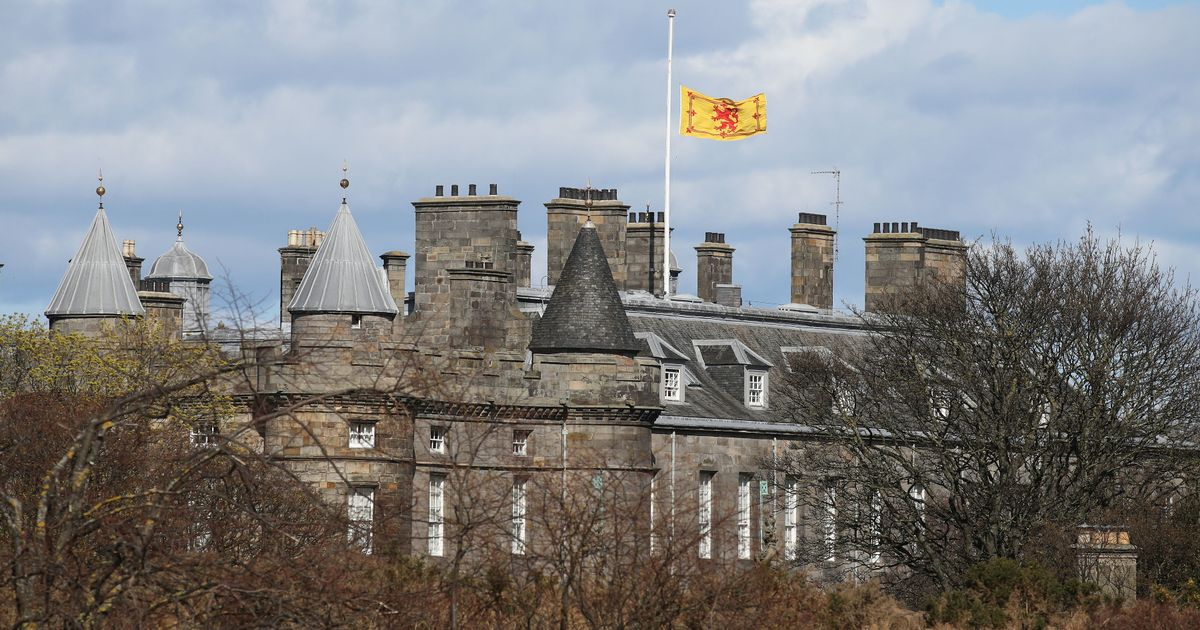 Flags to fly at half mast until morning after Duke of Edinburgh's funeral