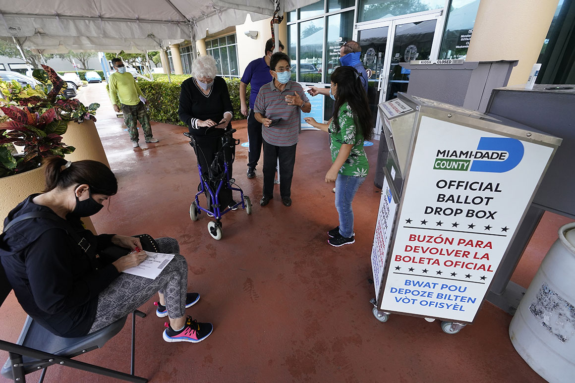 Florida Legislature approves controversial restrictions on voting
