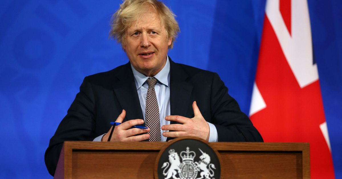 Four massive announcements Boris Johnson is expected to make tomorrow