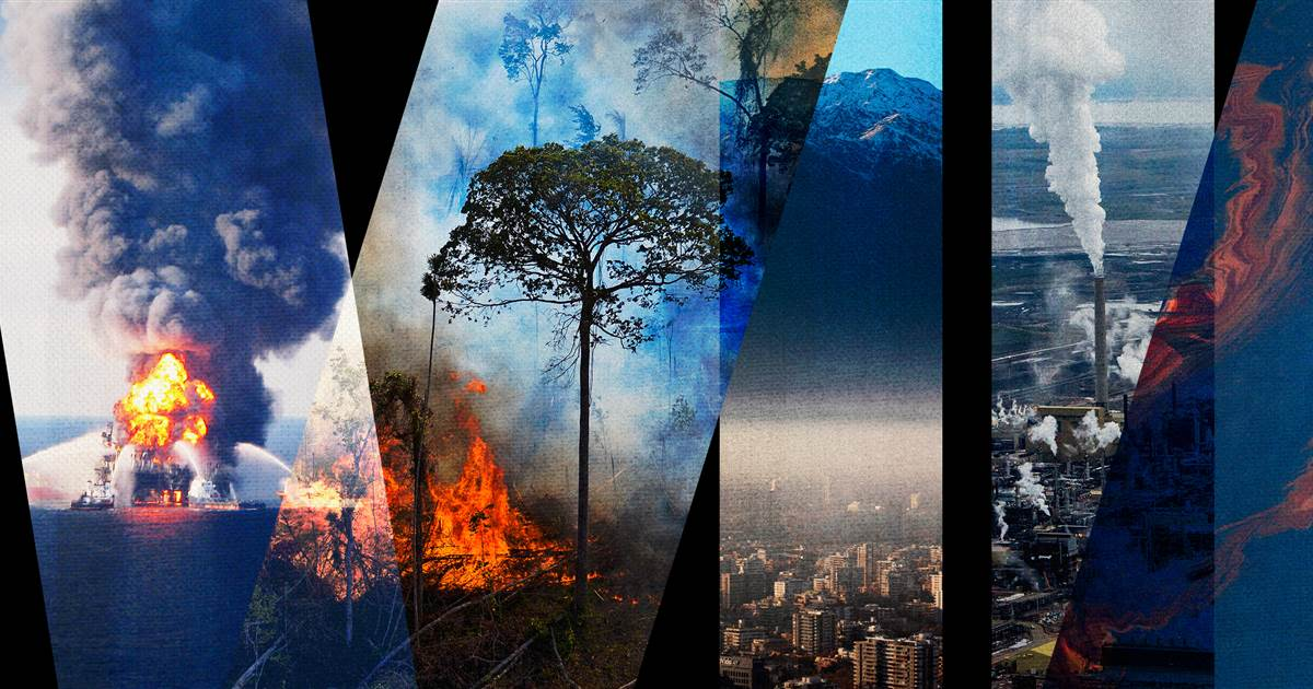 From Chernobyl to the Amazon: Inside the growing movement to criminalize 'ecocide'