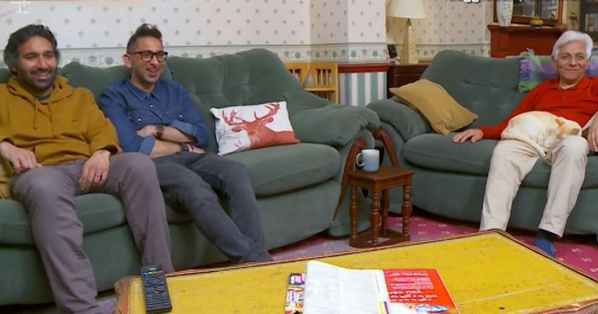 Gogglebox cast mortified watching X-rated pig clip on Escape to the Farm