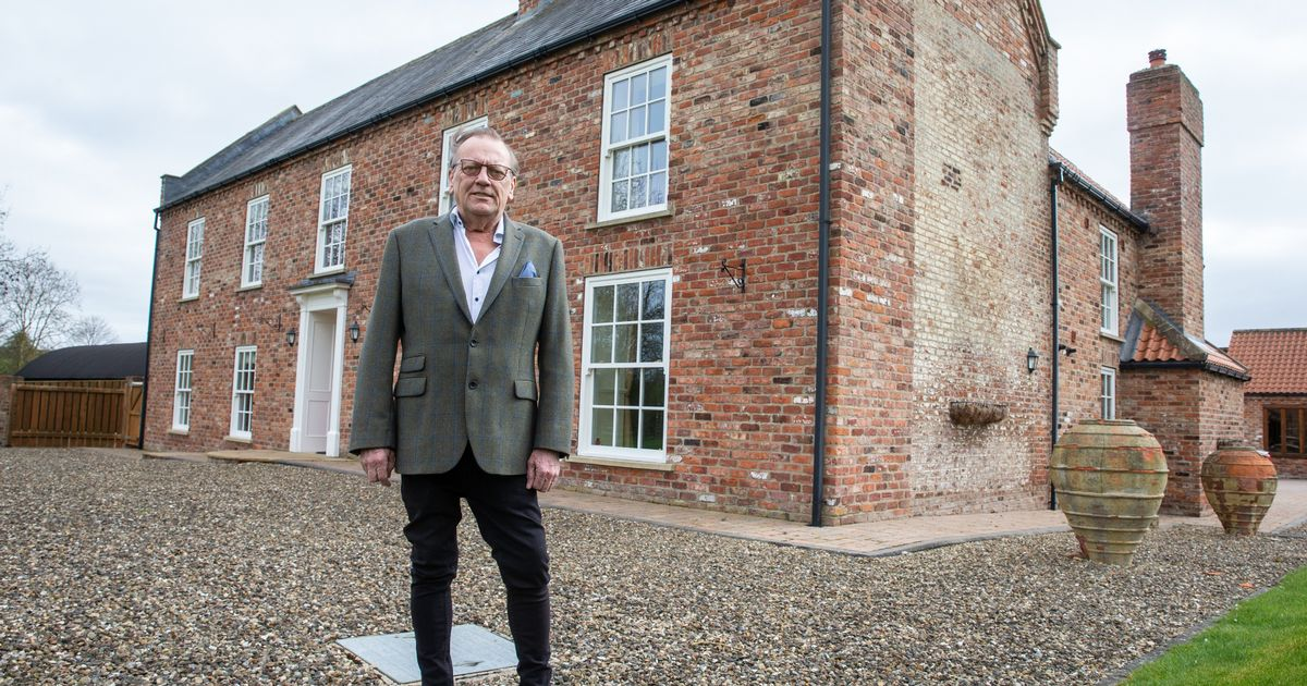 Grandad who started business from nothing now 'could buy island'