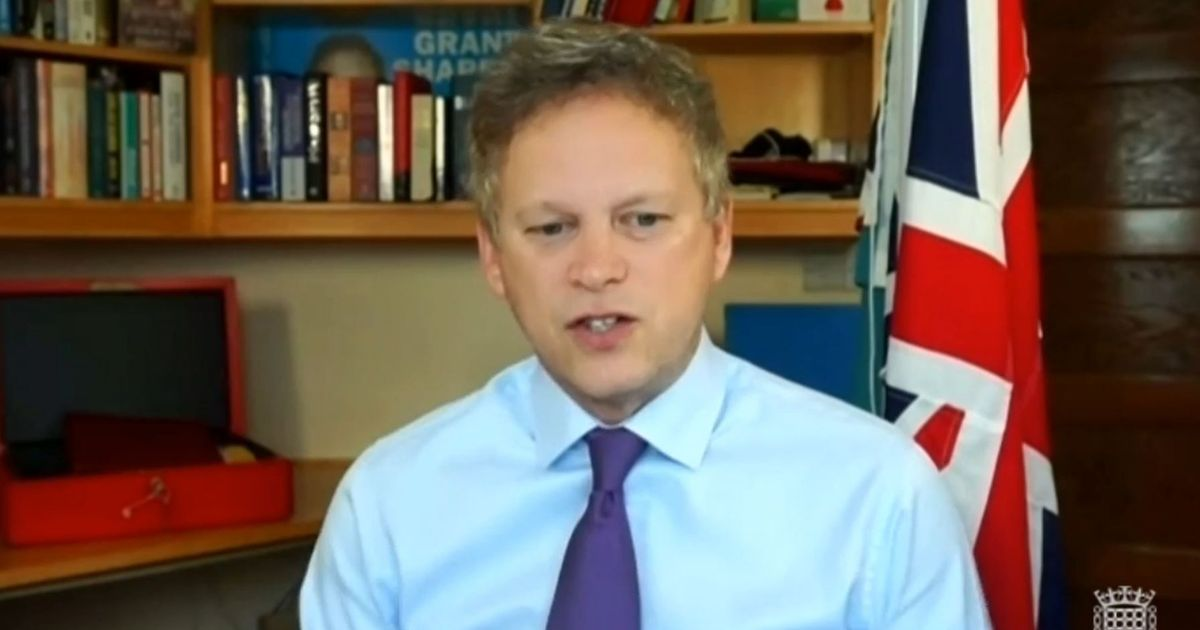 Grant Shapps says when summer holiday rules will be announced
