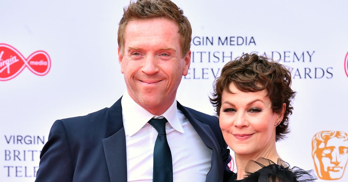 Helen McCrory was 'meteor in our life' says husband Damian Lewis