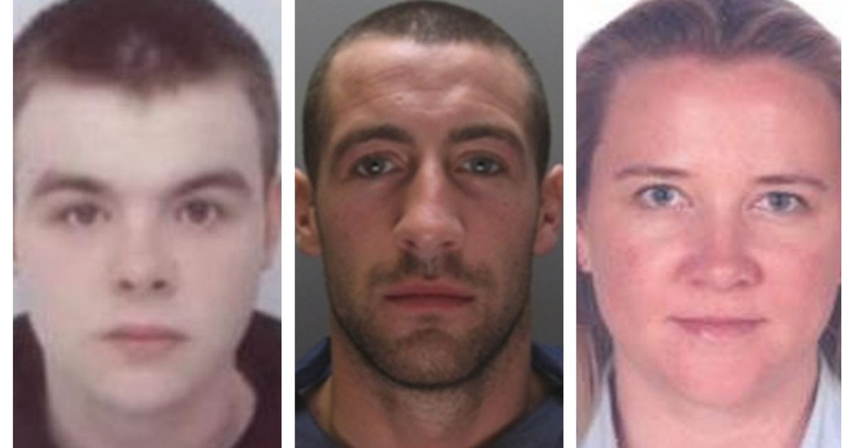 Here are the UK's 22 most wanted criminals