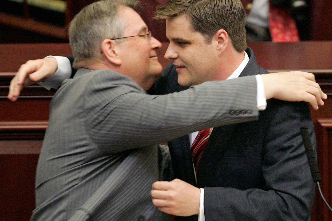How 'Papa Gaetz' tells you everything you need to know about Matt Gaetz