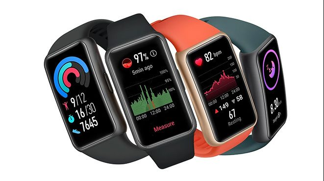 Huawei Band 6 smart bracelet! here are details