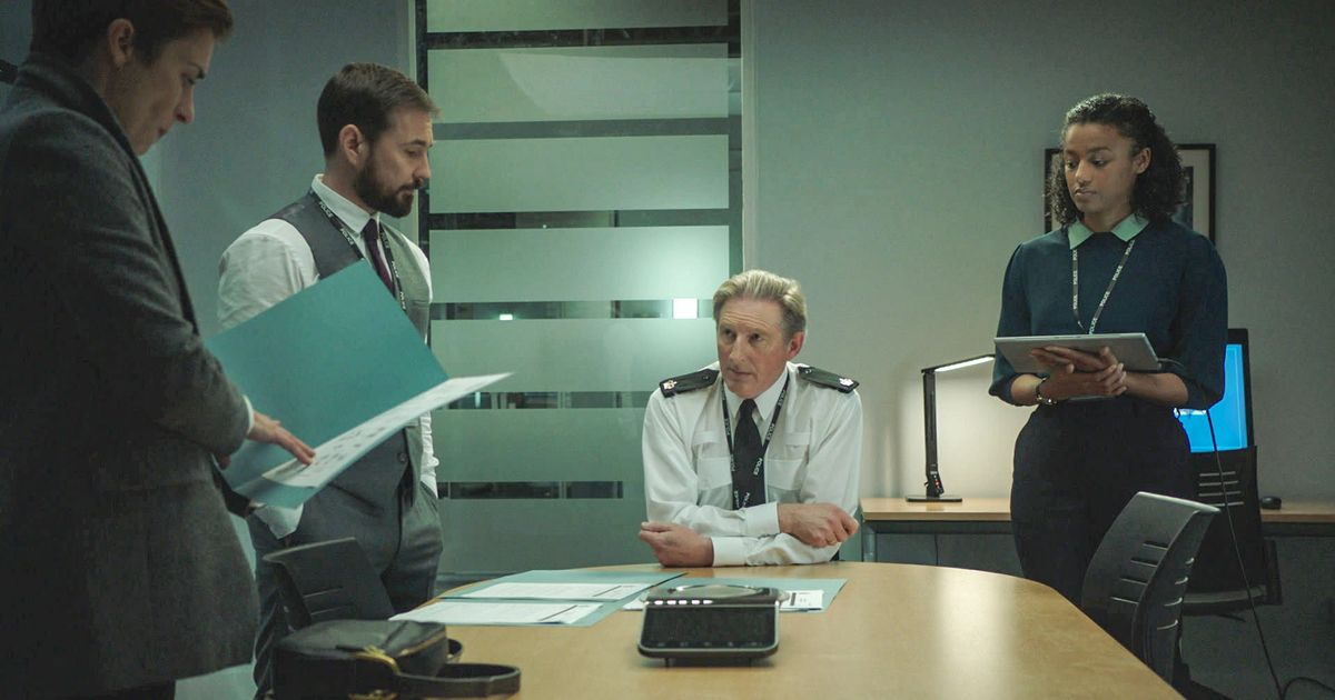 Identity of Line of Duty's 'H' seems even closer after latest episode