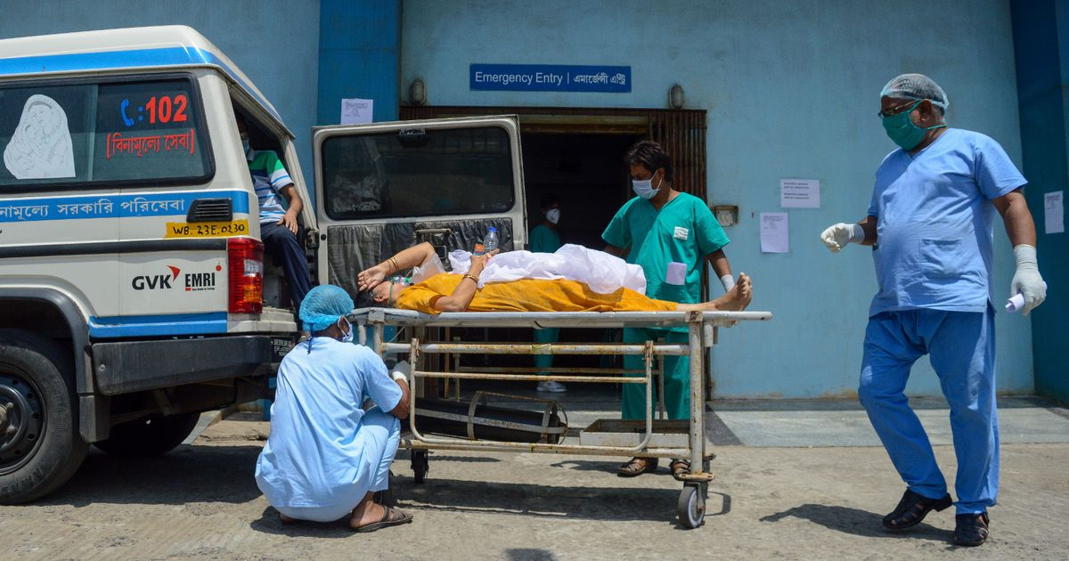 India hit by Covid disaster with families begging hospitals to treat loved ones