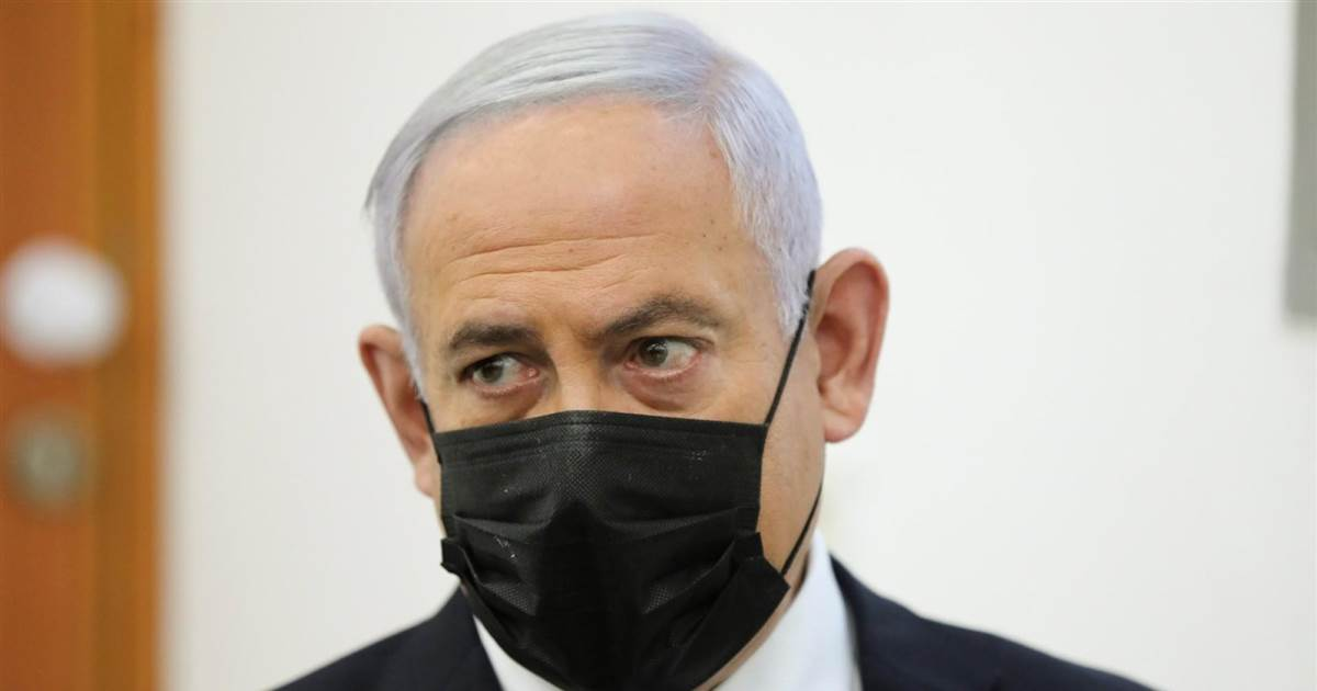 Israeli Prime Minister Benjamin Netanyahu appears in court as corruption trial begins